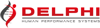 Delphi Human Performance Systems Logo